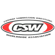 combat submission wrestling csw logo