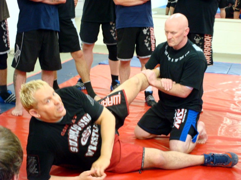 combat submission wrestling uk
