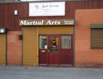 MC Kali Group martial arts club in Wigan