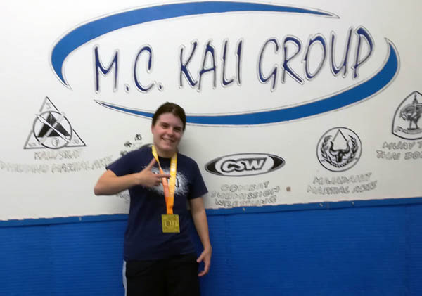Steph Wins Gold at All Stars BJJ Summer Edition 2018