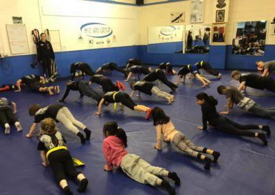 Kids Class at MCKG