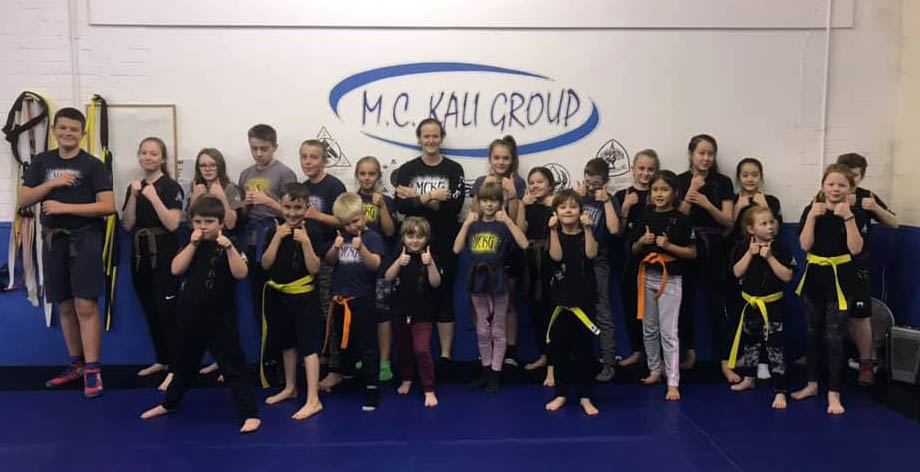 kids martial arts classes wigan